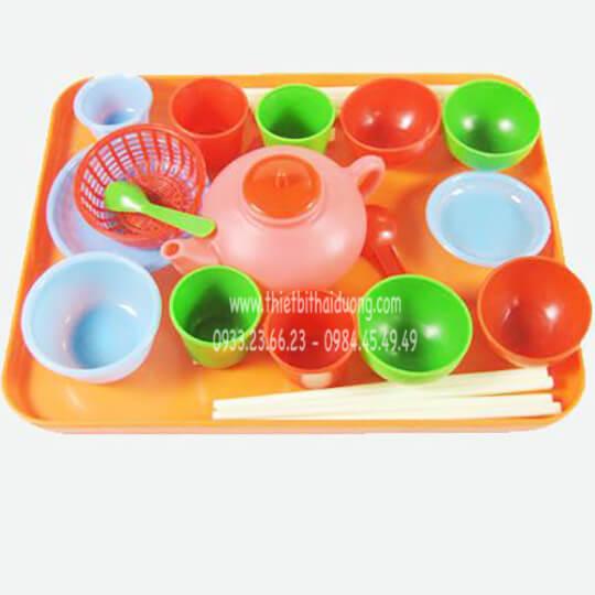 đồ chơi ăn uống
