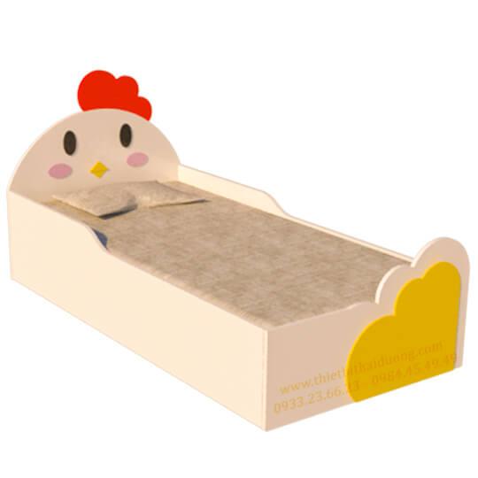 giường y tế con gà
