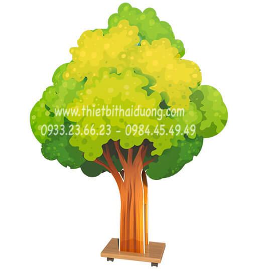 cây xanh phòng âm nhạc