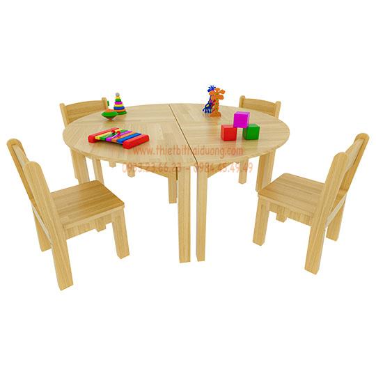 bàn ghế mẫu giáo