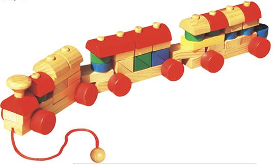bộ lắp ráp xe lửa